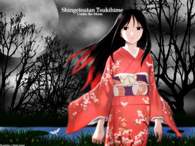 Minitokyo Anime Wallpapers Shingetsutan Tsukihime[73776]