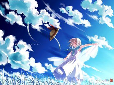 wind a breath of heart