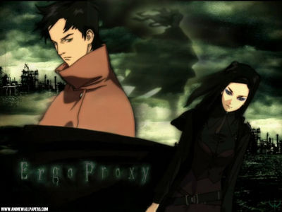 ergoproxy 3
