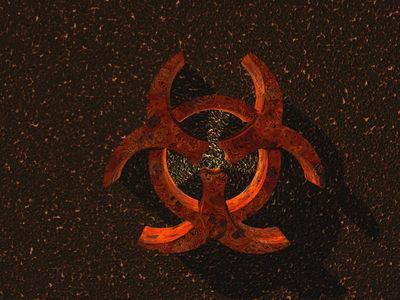 Rusty Biohazard