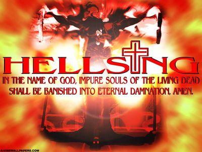 hellsing 31