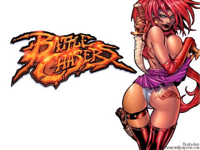 battlechasers 2
