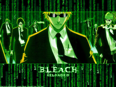 bleach reloaded