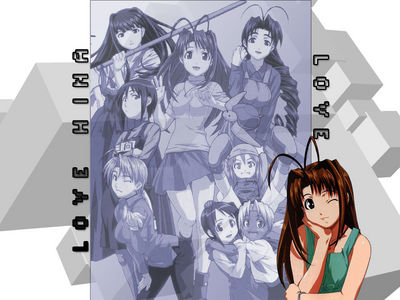 love hina final version
