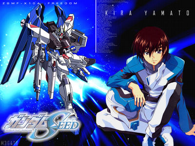 gundam seed wallpaper