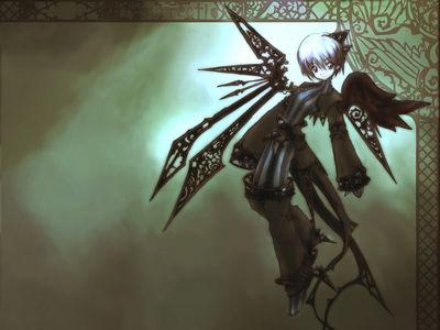 Darkness Angel(no lines)