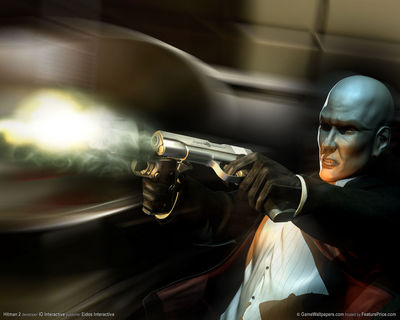 wallpaper hitman 2 silent assassin 06