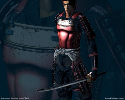wallpaper onimusha warlords 01