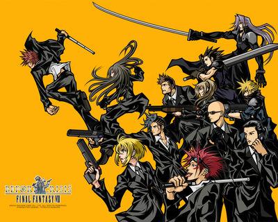 Minitokyo Group Scans Final Fantasy VII[66186]