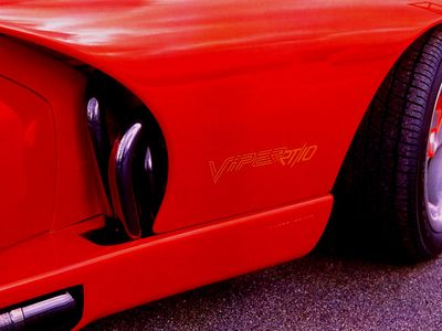 Dodge Vi+ar Side Pipes