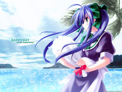 Minitokyo Anime Wallpapers Wind A Breath of Heart[42463]