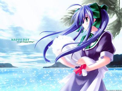 Minitokyo Anime Wallpapers Wind A Breath of Heart[42463]