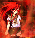 minitokyo anime wallpapers shakugan no shana