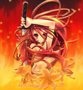 minitokyo anime wallpapers shakugan no shana