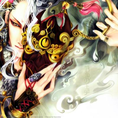 Artist Wei Liu