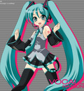 hatsune miku long hair vocaloid