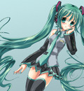 hatsune miku vocaloid