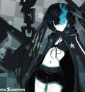 black rock shooter hatsune miku tagme vocaloid