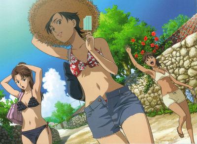 anime sexy girls