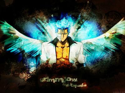 Grimmjow Angel