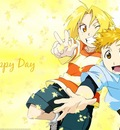 FMA Happy Days