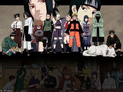 Naruto Shippuden Team