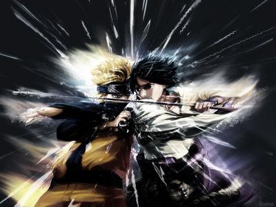 Naruto Sasuke Clashv3
