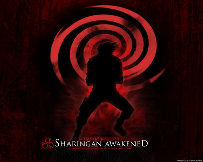 Sharingan Awakened