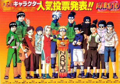 This Is Team Naruto