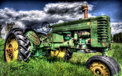 Widescreen John Deer 005148