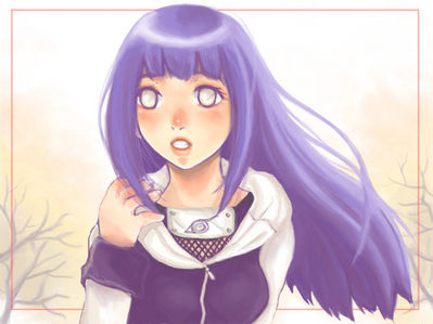 Hinata by zoelee