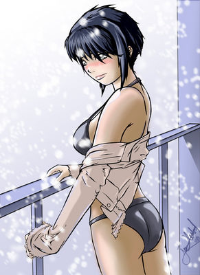 Hinata snow
