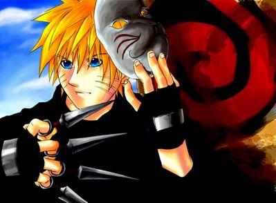 Naruto   ANBU by bergundy black