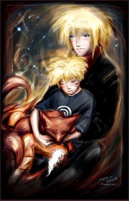 Naruto not alone