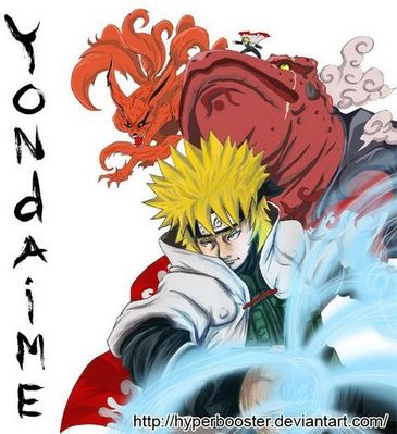 Yondaime by hyperbooster