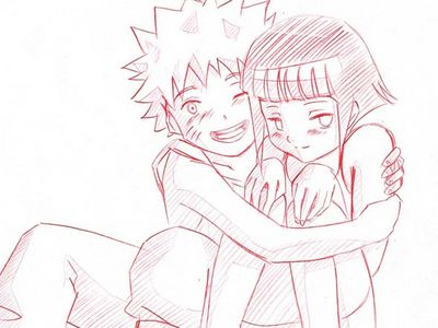naruto and hinat