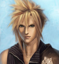 Cloud Strife FFAC by Sleepar