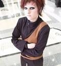 Gaara cosplay   megacon2007 by ereptor