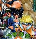 Kakashi,Sasuke,4th,Naruto