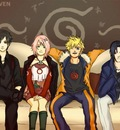 Konoha s Golden Team
