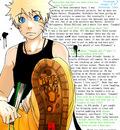Naruto  uzumaki naru