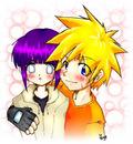 Naruto and Hinata  by Gaara nyu