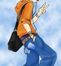 Uzumaki Naruto by H0shii
