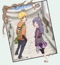 birthday gift   naruhina  by tenjii