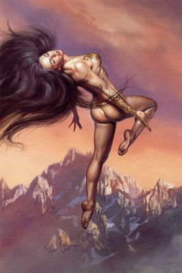 Boris Vallejo   1998 mistress of the air (1)