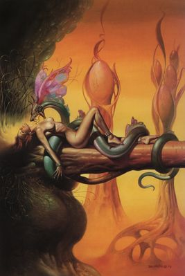 Boris Vallejo   Mirage 05 Prisoner Instants