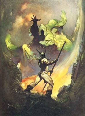Frank Frazetta (The NorsemaM  2HD)