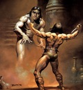 Boris Vallejo   42 Ironwarrior