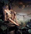 Boris Vallejo   A Slender Thread