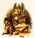 Boris Vallejo   Haesel The Slave
